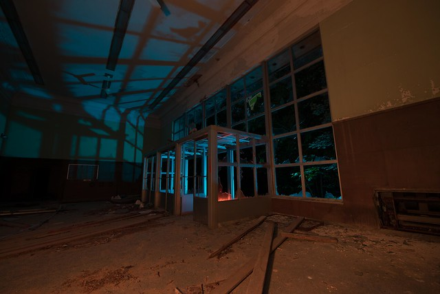 Foyer Blues