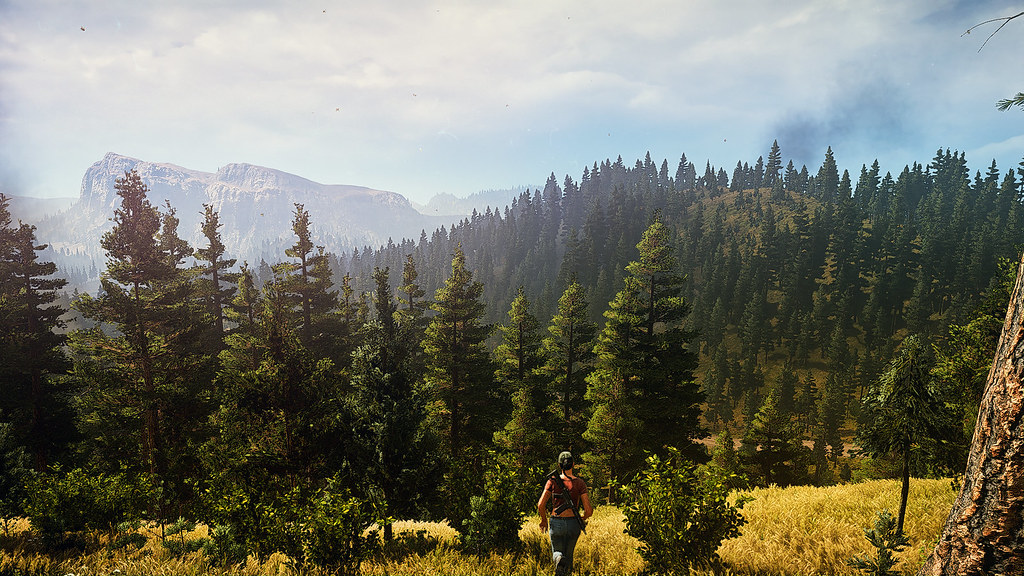 End Summer In Montana Far Cry 5 Simulation Flickr