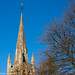 The Church Spire by M C Smith