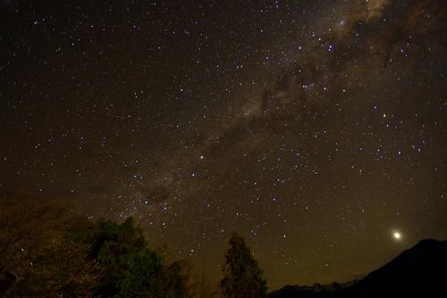 nightsky stars nikon d600 newzealand