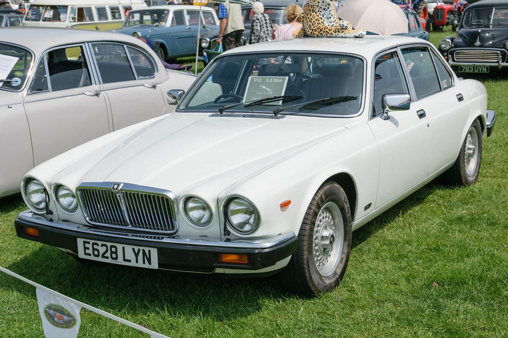 Jaguar XJ12 V12 Series 3 (1988) | North Rode Transport ...