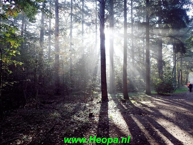2018-10-10 Amersfoort-zuid     Natuurtocht        24 Km   (24)