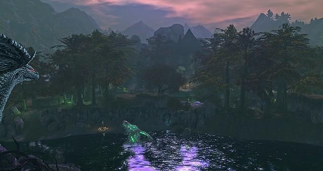 Dragonstone Manor - Halloween Sim OPEN!