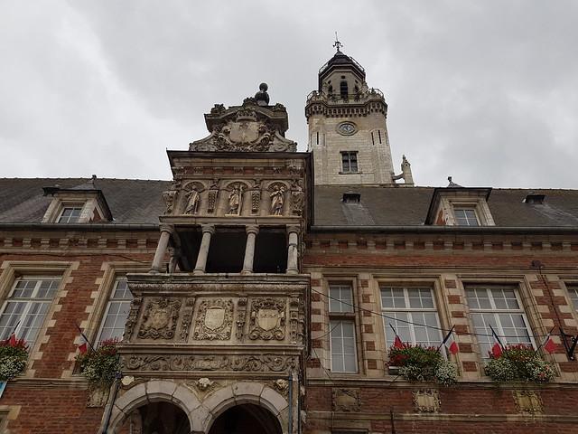 Hesdin, France