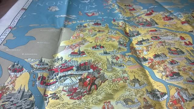 Deutschland; 1934_6, map, Germany
