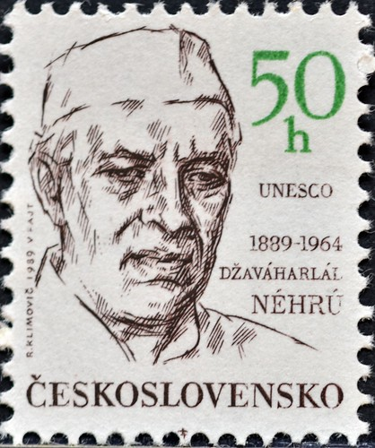 Czechoslovakia (25) 1989 Birth Anniversaries - Jan Botto, Poet - The 160th Birth Anniversary | by DC Stamps