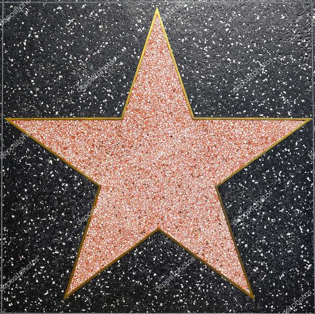 empty star on Hollywood Walk of Fame 🌠