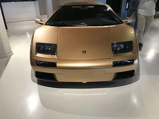 Lamborghini Museum S.Agata Bolognese