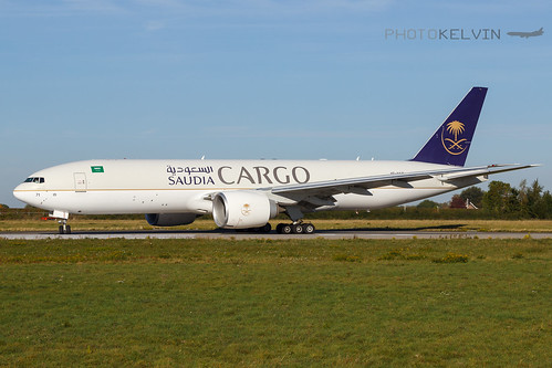 Boeing 777(F) - Saudia Airlines Cargo - HZ-AK71 | by Kelvin Jahae