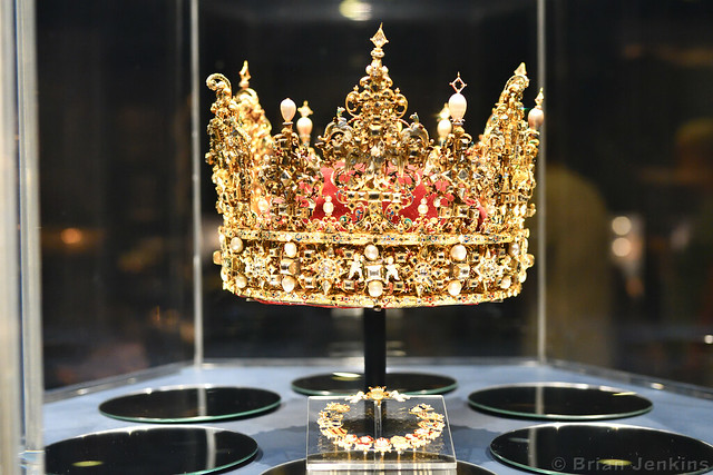 Crown of Christian IV (1596)