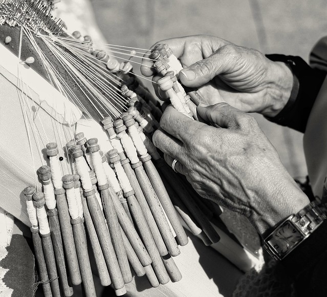 Old hands, old traditions