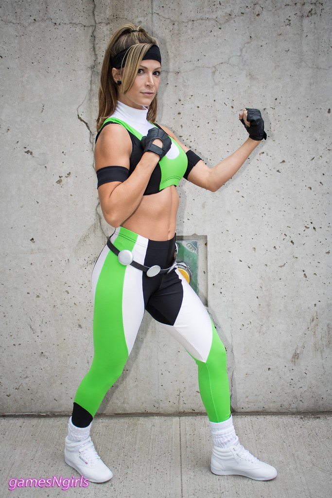 Sonya Blade Cosplay Cosplay Of Sonya Blade From The Mortal