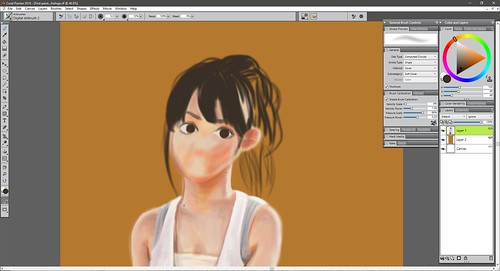Sayu Corel Painter 2018 XII