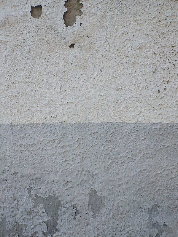 Cracked grey wall texture #05
