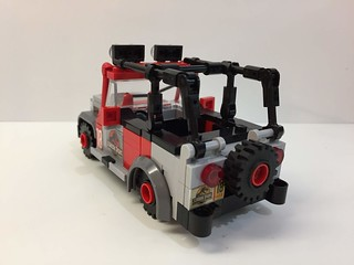 Jurassic Park Cars | by MOMAtteo79