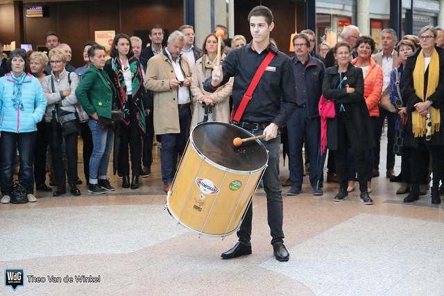 cultureel-lint-opening-percussion-ensemble-weert