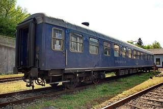 Speisewagen 56 80 88-81 001-1 ARmh der Passauer Eisenbahnfreunde _b