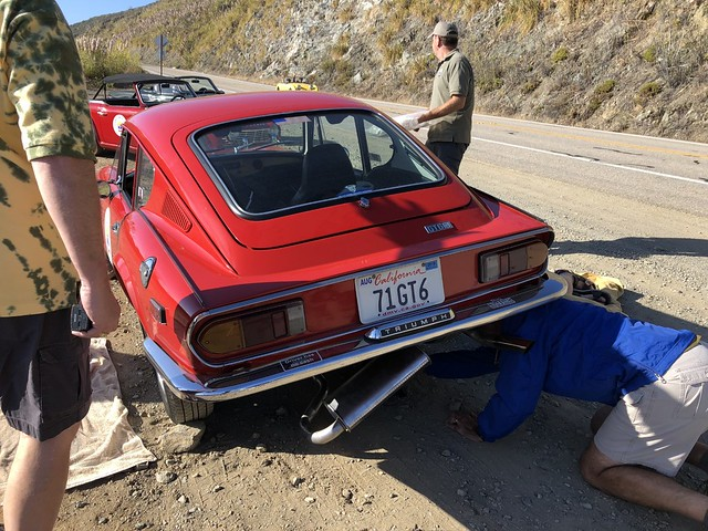 20180919_162501 Martin and Paul Keller fixing Exhaust