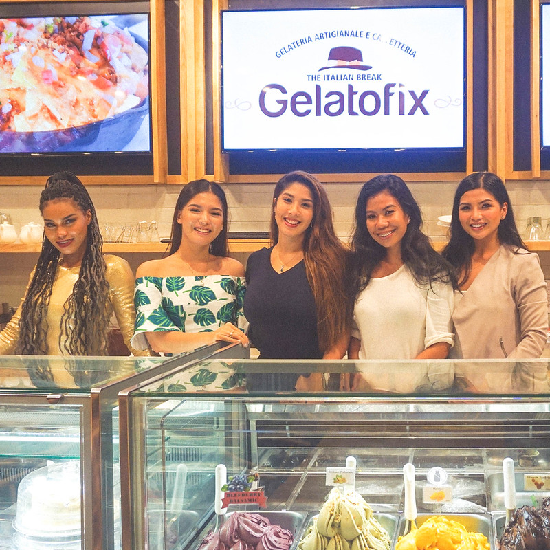 Gelatofix Lifestyle Cafe in BGC