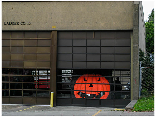 Happy Halloween from Station 25