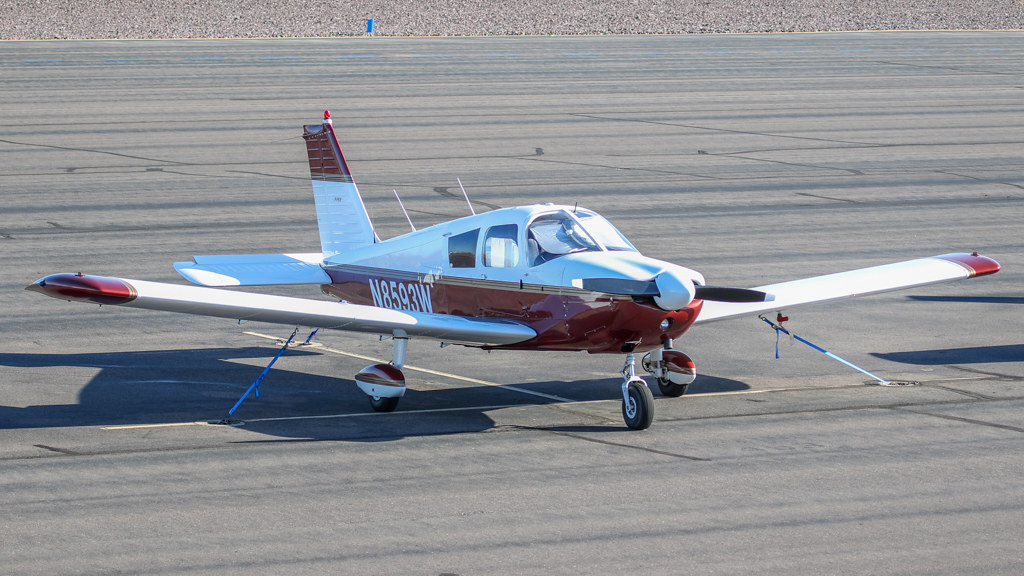 Piper PA-28-235 Cherokee 235 N8593W   Parked    Chris