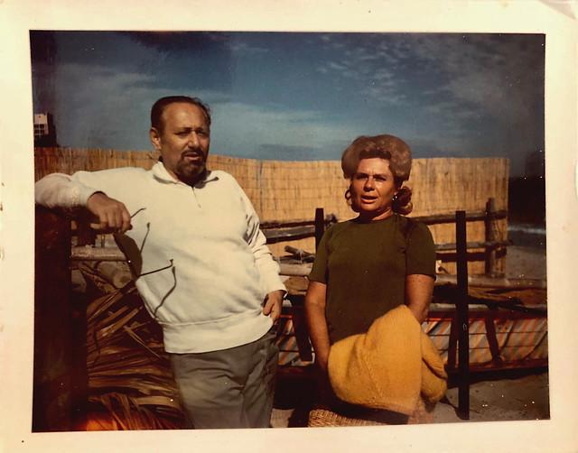 Sam and Marcia