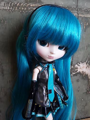 Llegadas - Miku Hatsune | by Lunalila1