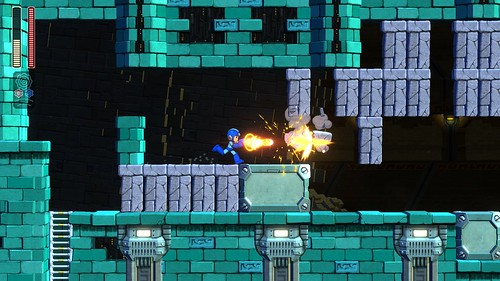 Mega Man 11 | by PlayStation.Blog
