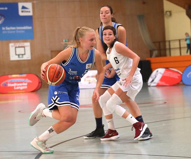 Rhein-Main Baskets – QOOL Sharks Würzburg DBBL 2 Basketball Bundesliga 2018