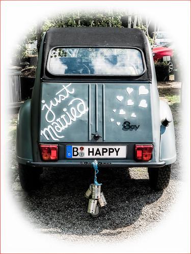Just Marry Be Happy | by Silke Klimesch