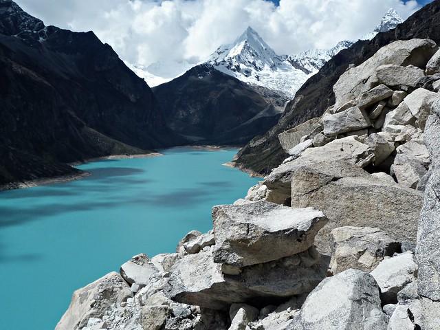 Laguna Parón. Parque Nacional Huascarán 🇵🇪