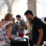 Thu, 27/09/2018 - 17:25 - O Politécnico de Lisboa (IPL) deu as boas-vindas aos estudantes internacionais, que escolheram Lisboa como destino do seu programa de estudos, em mobilidade internacional, no Lisbon Welcome Day, evento oficial promovido pela Câmara Municipal de Lisboa, em parceira com a Associação Erasmus Life Lisboa.  27 de setembro de 2018