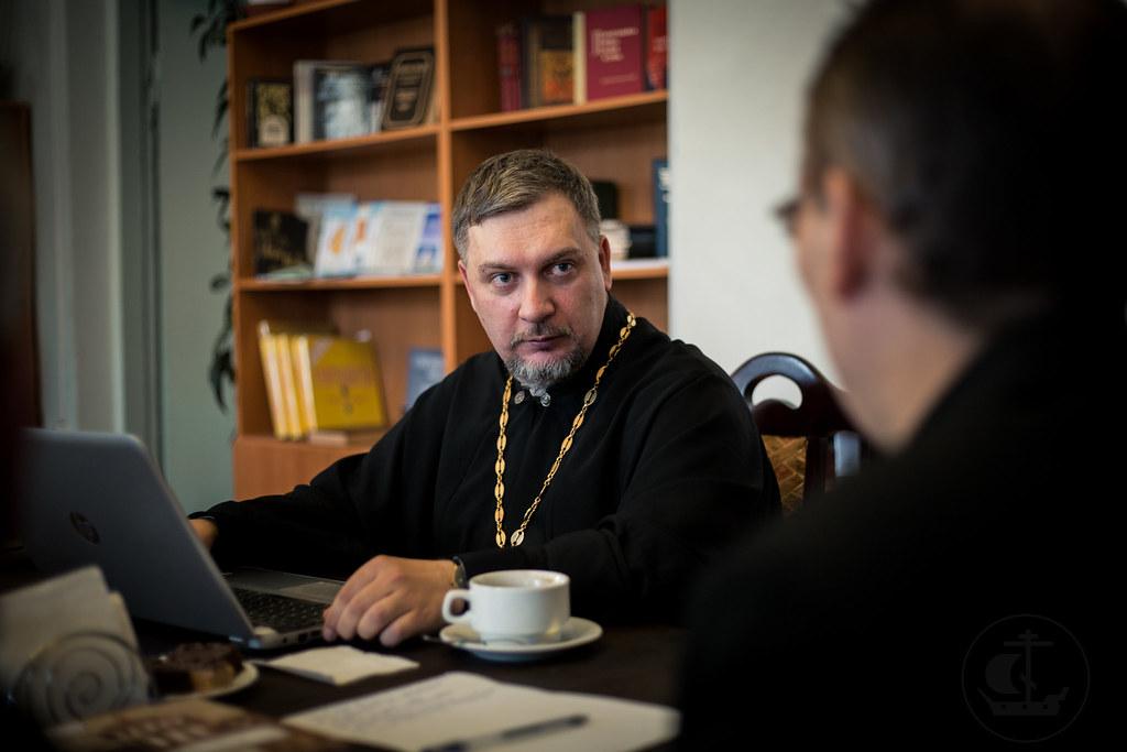 19 октября 2018, Круглый стол Византийского кабинета/ 19   October 2018,Round table of the Byzantine Cabinet