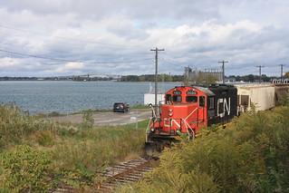 CN 7022 - St Clair Riverfront, Sarnia | by tcamp7837