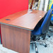 Walnut desk E175