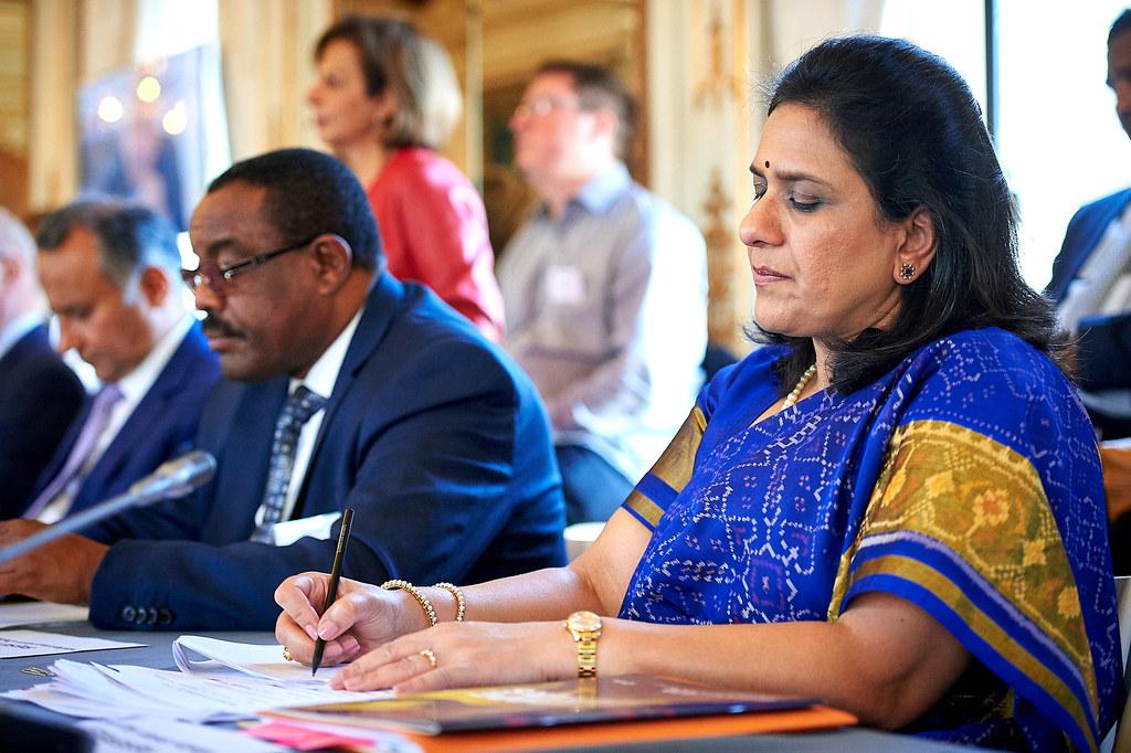 Gaitri Issar Kumar, Ambassador, Mission of India to the EU