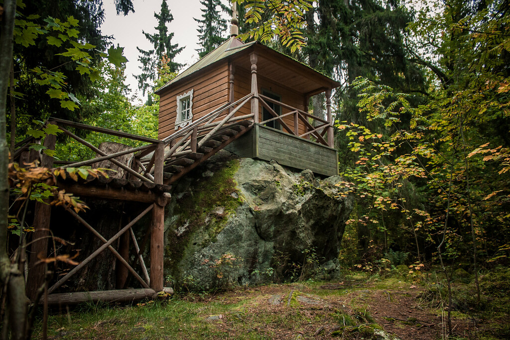 22-23 сентября 2018, Поездка на Коневец / 22-23 September, Trip to Konevets