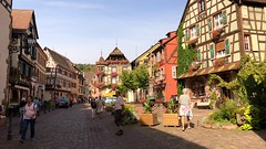 Kaysersberg: Place de l'Hotel de Ville
