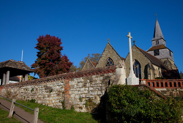 Village Church Godstone
