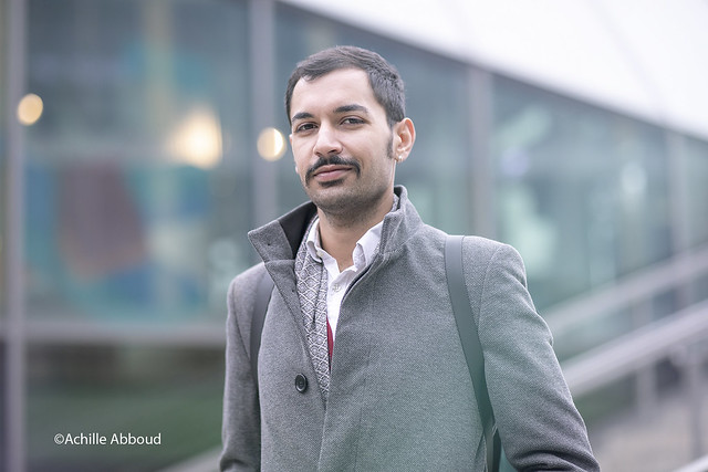 Amir in Berlin