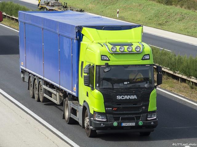 Scania G500 XT (SK)