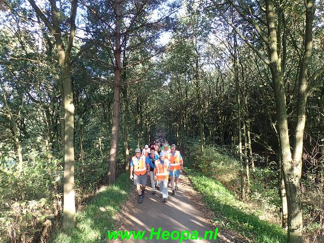 2018-10-10 Amersfoort-zuid     Natuurtocht        24 Km   (21)