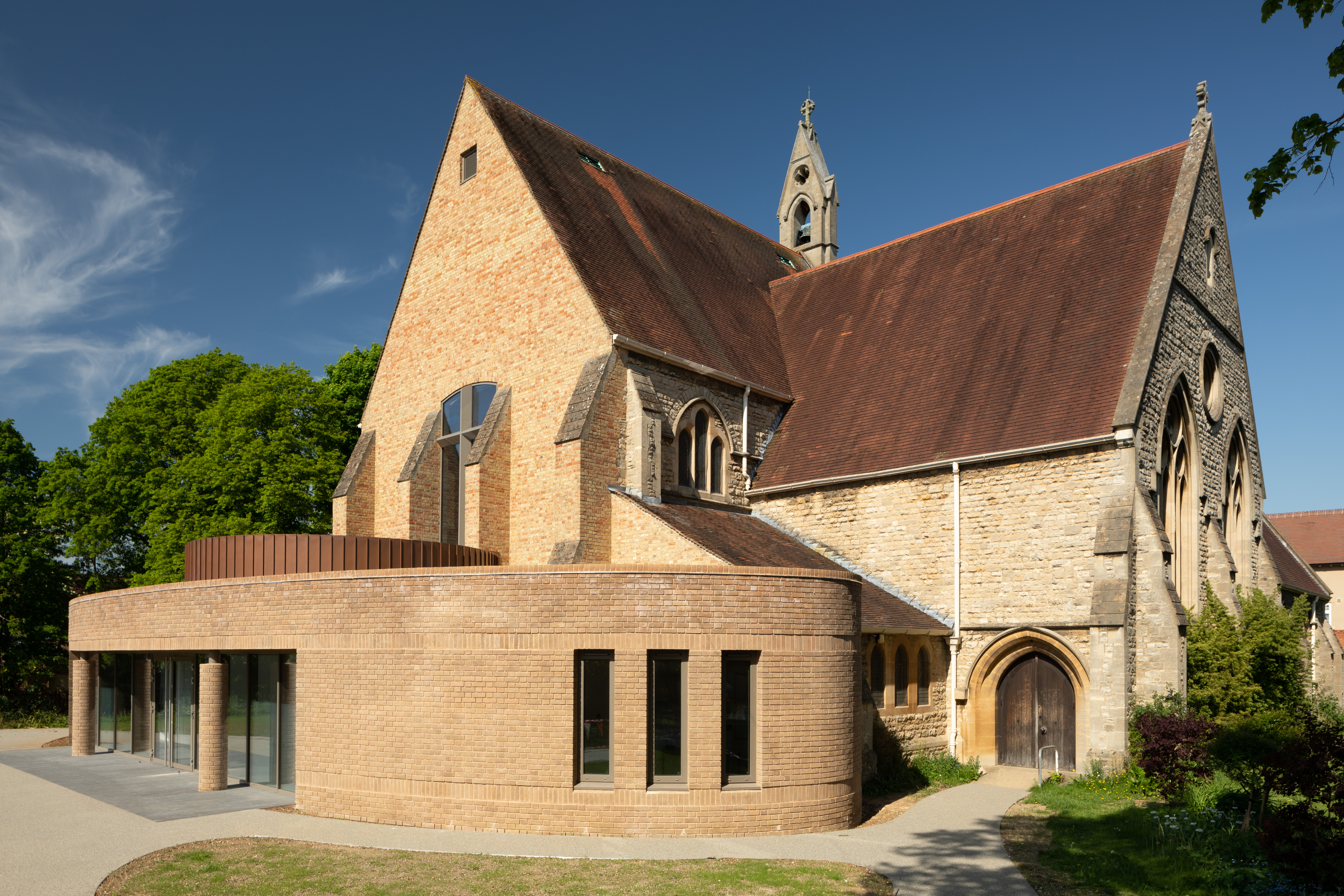 St Michael & All Angels, Summertown Completed Project