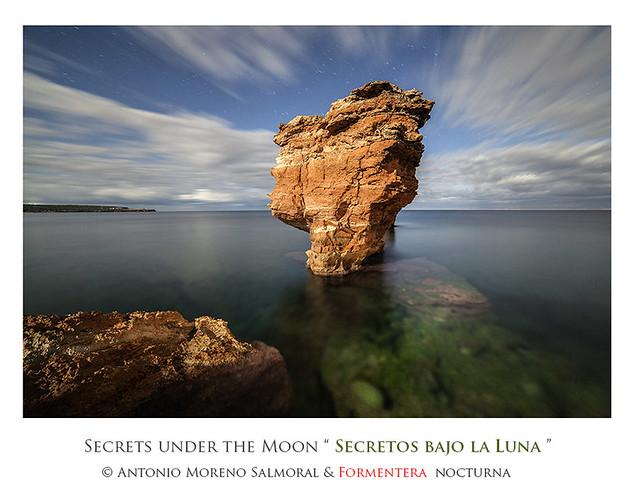 Secretos bajo la Luna