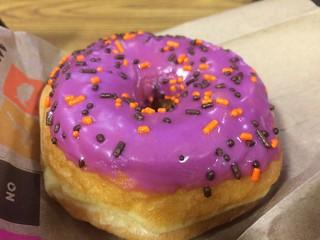 """Purple Potion"" Halloween donut | by brownpau"