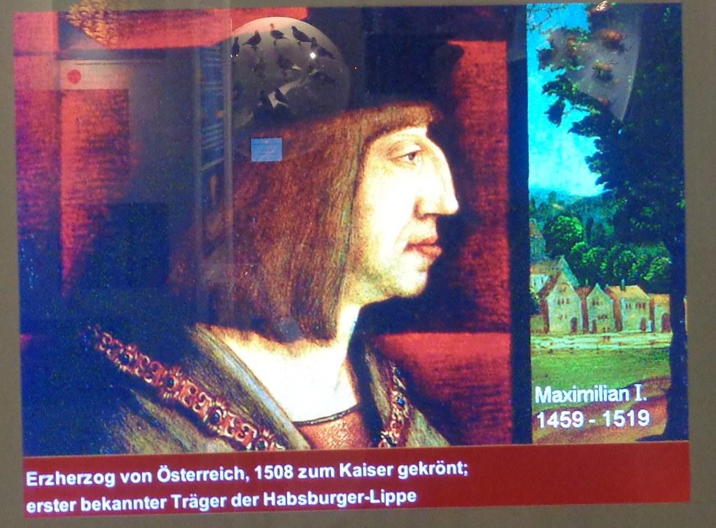 Habsburger unterlippe