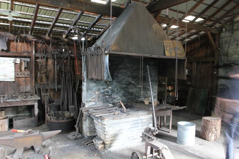 Forge Forgeron -Taillandier Louis DAUGEY 1898-1991  Parentis