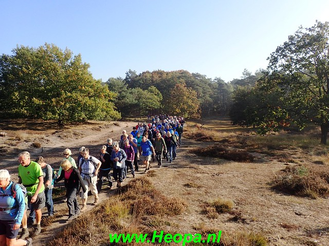 2018-10-10 Amersfoort-zuid     Natuurtocht        24 Km   (33)