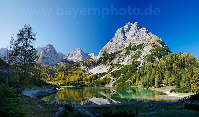 Seebensee, Tirol, Austria