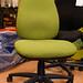 E55 green swivel ex demo